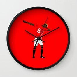 Pogba DubStyle Wall Clock