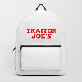 Traitor Joe's Backpack