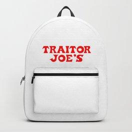 Traitor Joe's Backpack