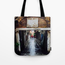 The Red Jackets Tote Bag