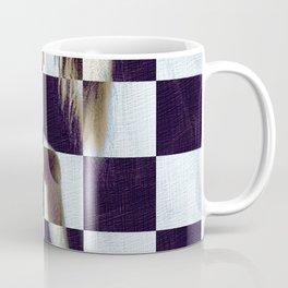 Survive Nude Woman Checkered 2 Coffee Mug