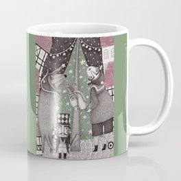 Of Snow and Stars and Christmas Wishes Coffee Mug
