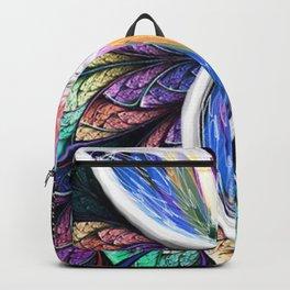 Tanscending Butterfly Backpack