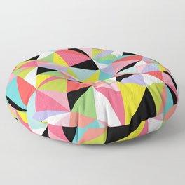 Geometric Jane Floor Pillow