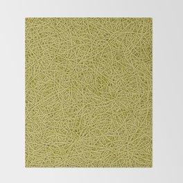 Spaghetti Throw Blanket