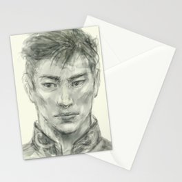 Hero Stationery Cards