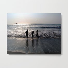 Love Ours Metal Print