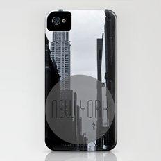 New York Slim Case iPhone (4, 4s)