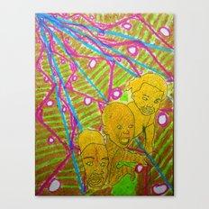Sea of Fish Canvas Print