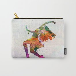 dancing to the night  Carry-All Pouch