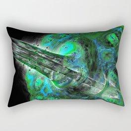 R I F T  G A T E Rectangular Pillow
