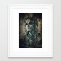 crowley Framed Art Prints featuring Crowley by Sirenphotos