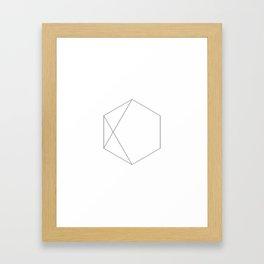 Love & Harmony Framed Art Print