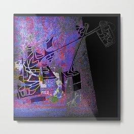 Peestolkake2 Metal Print