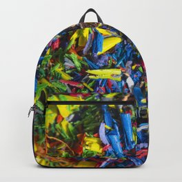 Crayon Shavings Backpack