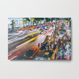 Bangkok 04 Metal Print