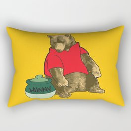 Pooh! Rectangular Pillow