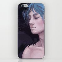dramatical murder iPhone & iPod Skins featuring Murder by Aleksandra Chabros aka Adelaida