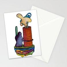 Shoulder Boulder Stationery Cards