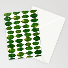 Still a Little Green Stationery Cards