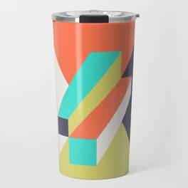 Poligonal 248 Travel Mug