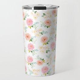 Floral 02 - Small Flowers Travel Mug
