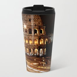 Roma, Colosseo   Rome, colosseum Travel Mug