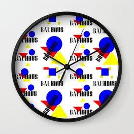Design decor for graphic designers Wall Clock