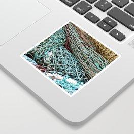 FISHING NET Sticker