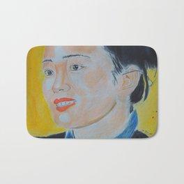 Gong Li Bath Mat