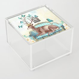 Deer me Acrylic Box