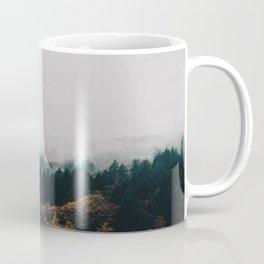 Forest Fog Coffee Mug