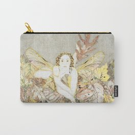 Fall Fairy Carry-All Pouch