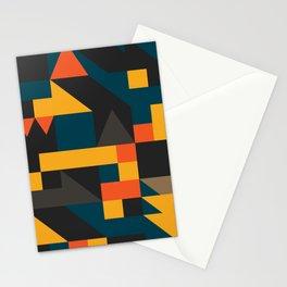 Aztec Geometeric Stationery Cards