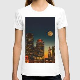 Boston Pink  Moon T-shirt