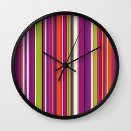 Lineara 2 Wall Clock
