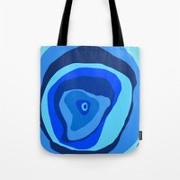 geode Tote Bags featuring Geode by Sarah P