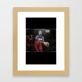 Nick Kay Framed Art Print
