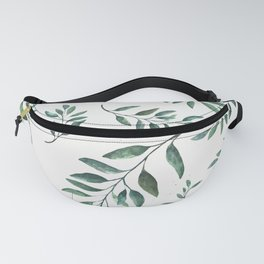 Leaves 3 Fanny Pack