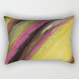 All feminine and sheet - abstract digital art Rectangular Pillow