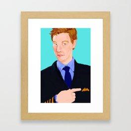 Martin Crieff Framed Art Print