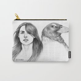 The Grey Crow Carry-All Pouch