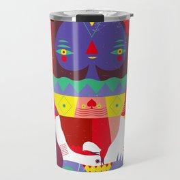 Jack of spades Travel Mug
