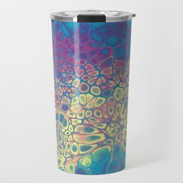 Fluid Color Travel Mug