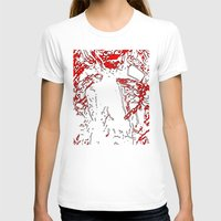 gore T-shirts featuring Gore by Jessica Slater Design & Illustration