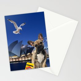 Achio in Sydney Stationery Cards