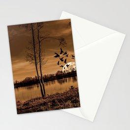 DE - Baden-Wurttemberg : Lake scenery Stationery Cards