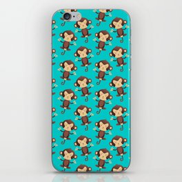 ChimpanZEN iPhone Skin