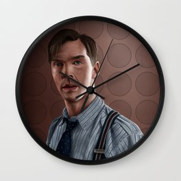 Alan Turing Wall Clock