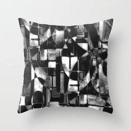 PRECISEPARADOX1111 Throw Pillow